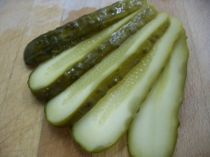 pickles are ready
